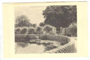 Diana Pool and Garden Entrance, Brookgreen Gardens, South Carolina, 20-30s