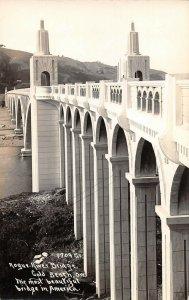 LPS06 Gold Beach Oregon Rogue River Bridge Postcard RPPC