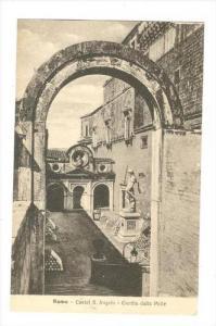 Roma, ITALY, 00-10s   Castel S. Angelo - Cortile delle Palle