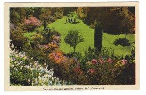Butcharts Sunken Gardens, Victoria, British Columbia