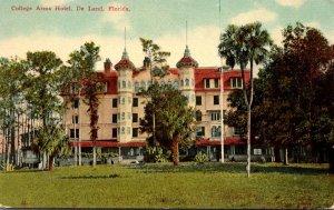 Florida Deland College Arms Hotel