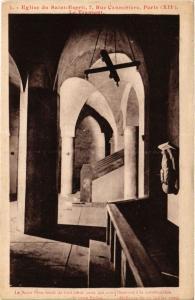 CPA PARIS 12e-Eglise du Saint Esprit-rue Cannabiére-Le Transept (322892)