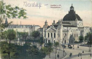 Frankfurt am Main Schauspielhaus 1910