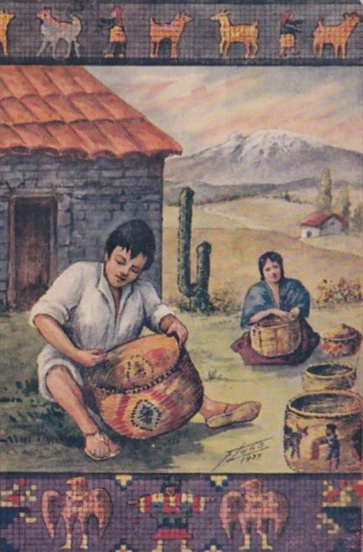 Mexico Native Pottery Makers