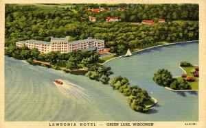 WI - Green Lake. Lawsonia Hotel