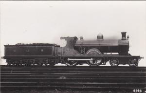 RP: Dunalistair II 19x26x66 Locomotive Railroad Train Engine , UK , 1910s-40s