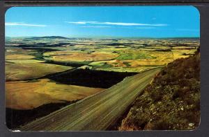 Palouse Country From Steptoe Butte,ID BIN