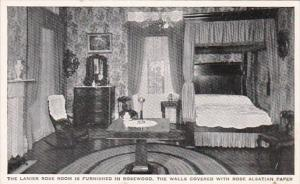 Indiana Madison James F D Lanier Home The Lanier Rose Room