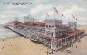New Jersey Atlantic City Youngs Million Dollar Pier 1922
