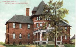 US    PC1560  NATHAN LITTAUER HOSPITAL, GLOVERSVILLE, NY 1908