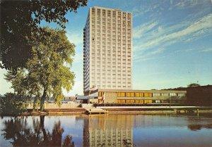 B108111 Netherlands Amsterdam Hotel Okura real photo uk