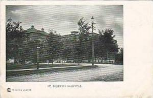 Arkansas St Josephs Hopsital