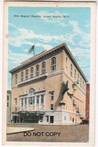 Regent Theatre, Grand Rapids Mich