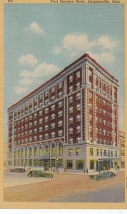 STEUBENVILLE , Ohio , 1930-40s ; Fort Steuben Hotel
