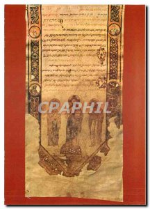 Postcard Modern Bari Benedizionale Cristo tra e Giovanni Maria del Rotolo Bat...