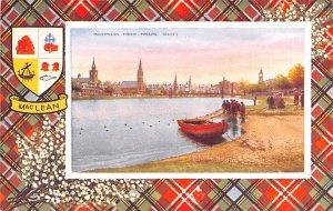 Inverness from Friars' Shott Scotland, UK Unused