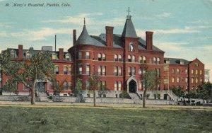 PUEBLO , Colorado , 1911 ; St. Mary's Hospital