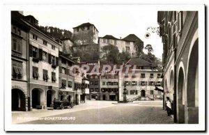 Postcard Old Felokirch Schattenburg