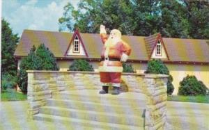 Indiana Santa Claus The Santa Claus Statue Santa Claus Land