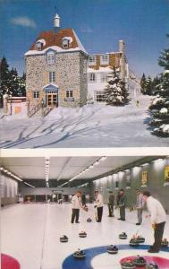 Chantecler Curling & Country Club, North Of Montreal, Ste. Adele-en-Haut, Que...