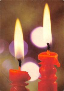 Frohe Weihnachten und ein gesundes Neues Jahr Candles Happy New Year