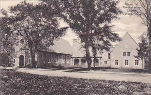 Ohio Oxford Memorial Presbyterian Church Albertype