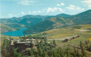 Sun Mountain Lodge Winthrop Washington WA