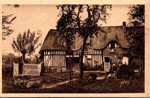 France Normandie Ferme Normande a Jurnieges