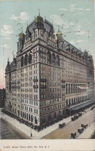New York, N.Y. - Waldorf Astoria Hotel -