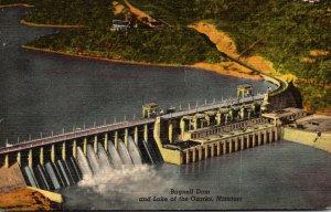 Missouri Lake Of The Ozarks Bagnell Dam Curteich