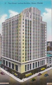 Florida Miami The Alfred I duPont Building Florida National Bank & Trust Comp...