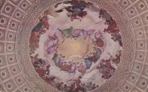 WASHINGTON , D.C., 00-10s ; Canopy of the Rotunda of the Capitol