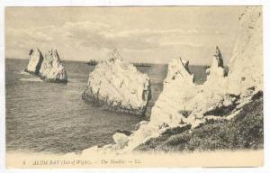 ALUM BAY (isle of Wight).-The Needles, 00-10s