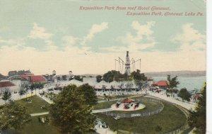 CONNEAUT LAKE , Pennsylvania, 1900-10s; Exposition Amusement Park