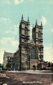 UK London Westminster Abbey 02.08