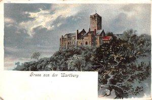 Gruss von der Wartburg Switzerland Unused