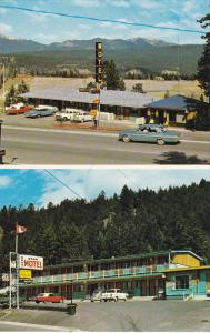 Star Motel, Motel Radium, RADIUM HOT SPRINGS, British Columbia, Canada, 40-60´