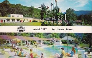 Pennsylvania Mount Union Motel 22