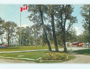 Pre-1980 TOWN VIEW SCENE Calgary Alberta AB p9465