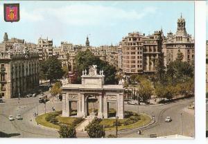 Postal 044385 : Valencia. Plaza del Marques de Estella