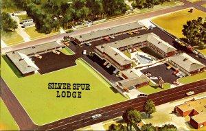 Kansas Dodge City The Silver Spur Lodge