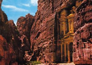 The Treasury At PETRA, Jordan, 1950-1970s