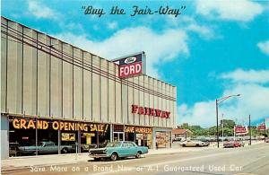 IL, Chicago, Illinois, Fairway Ford