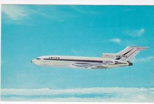 United Airlines Boeing 727
