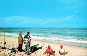 Massachusetts Cape Cod Fisherman's Paradise Surf Fishing