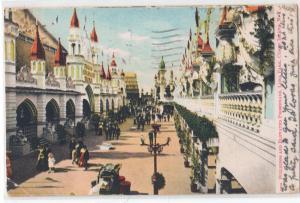 Elevated Promenade, Luna Park, Coney Island, NY