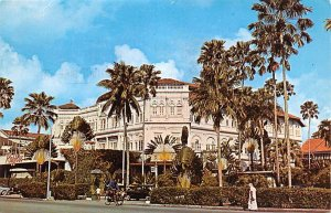 Raffles Hotel Singapore 1963