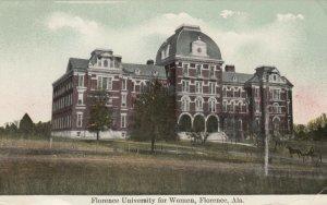 FLORENCE , Alabama, 1909 ; University for women