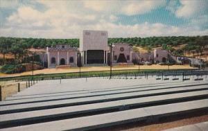 Florida Lake Wales Passion Play Amphitheater