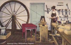 Ayscough Shop Willamsburg Virginia